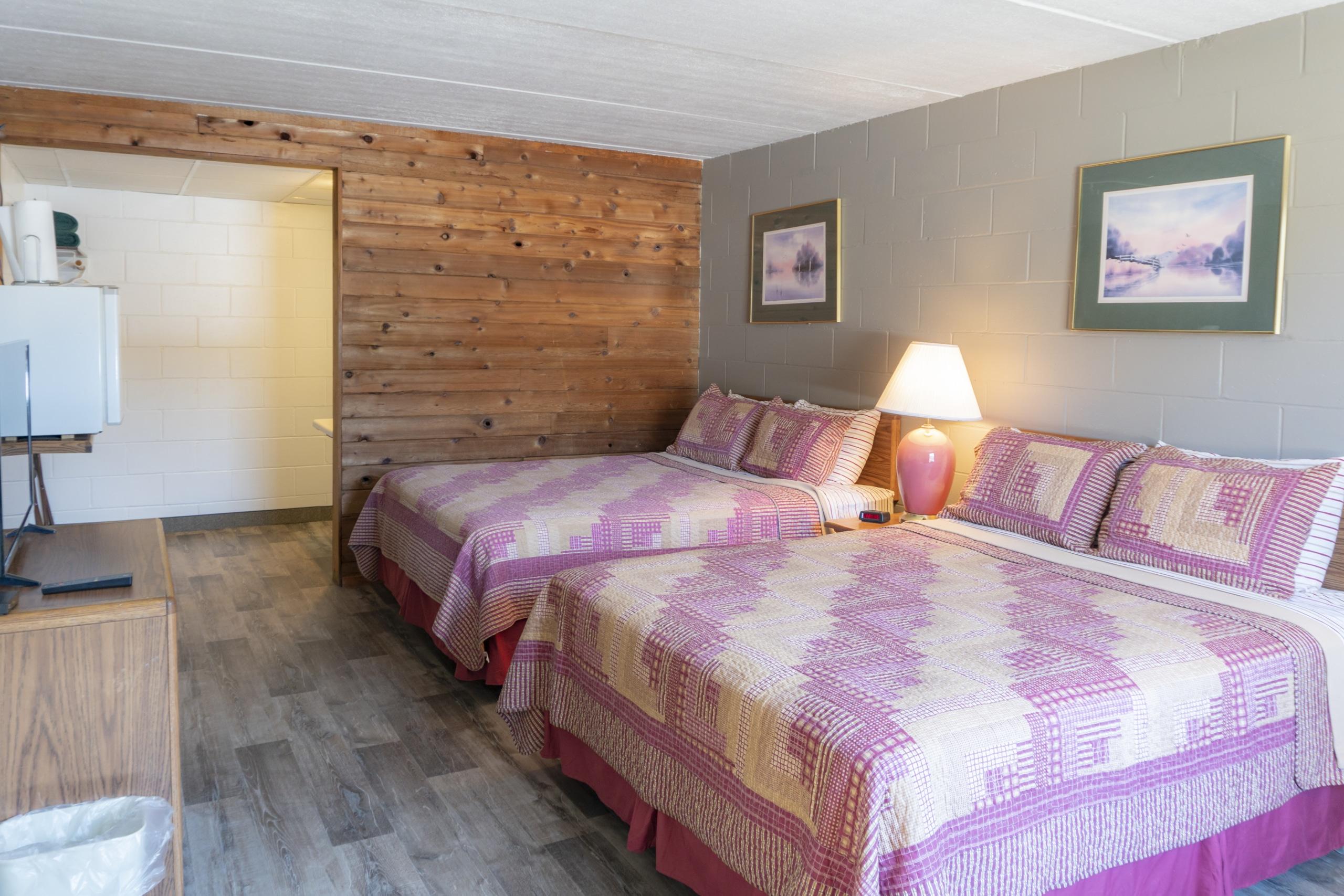 Coffee Mill Motel Standard Rooms
