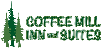 Coffee Mill Inn and Suites Logo